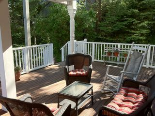 Provincetown condo photo - West Side of Private Deck for Lounging