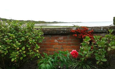 Seaside holiday cottage on Solway Coast, Dumfries & Galloway
