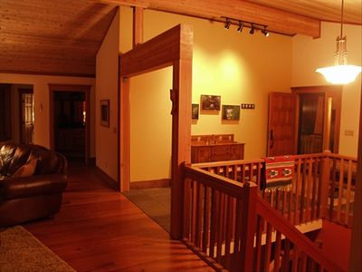 Lutsen lodge rental - Beautiful Post and Beam!