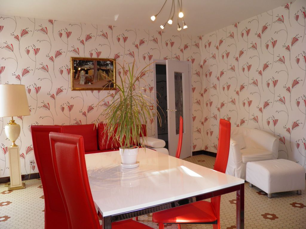 Holiday apartment, 63 square meters , Saumur, Loire