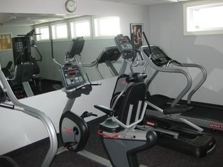 Belmont Towers Ocean City townhome photo - Belmont Fitness Room