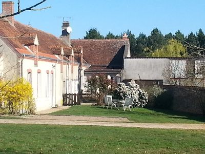 solognote calm and serene farmhouse - near the castles of the Loire