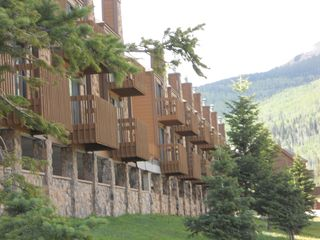Durango condo photo - outside view of our condo building and balconies