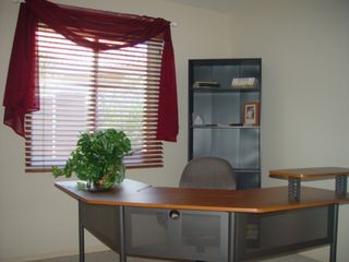 Oro Valley house photo - This is the third bedroom office area, ready to use.
