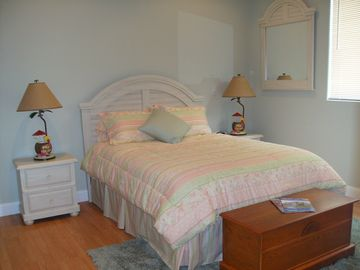 Another Comfy Master Suite to Relax in.