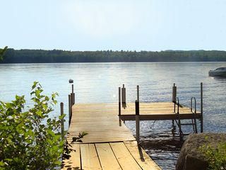 Long Lake cottage photo