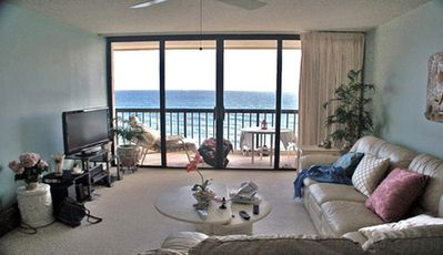 Oceanview from family room