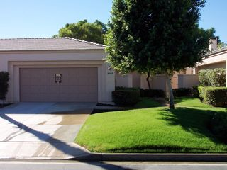 La Quinta townhome photo - View from single loaded street