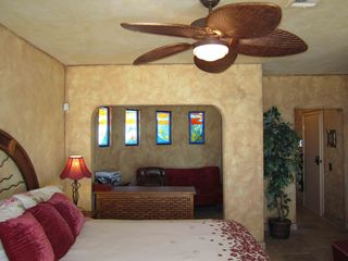 Puerto Penasco house photo - Master with office and an addition double bed if needed. Wifi is available.