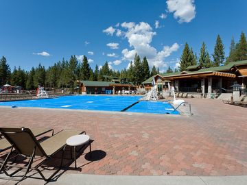 One of several Tahoe Donner Resort facilities. Trout Creek Rec. Center
