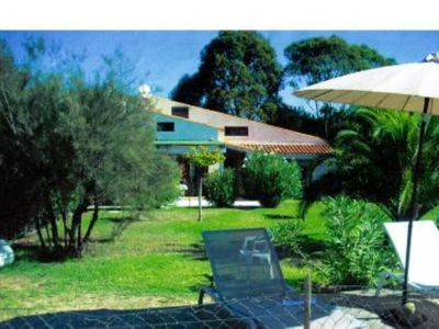 Air-conditioned accommodation, 170 square meters , Sagone, France