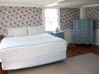 Little Compton farmhouse photo - Upstairs bedroom