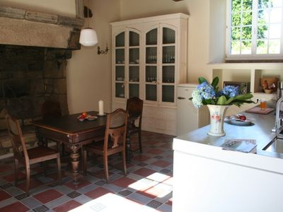 Suite de la Roche – Kitchen
