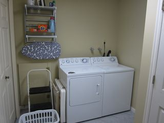 Cottonwood Heights condo photo - Fully equipped laundry area