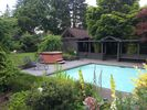 Emerald Summer Pool & Partial Yard - Eugene house vacation rental photo