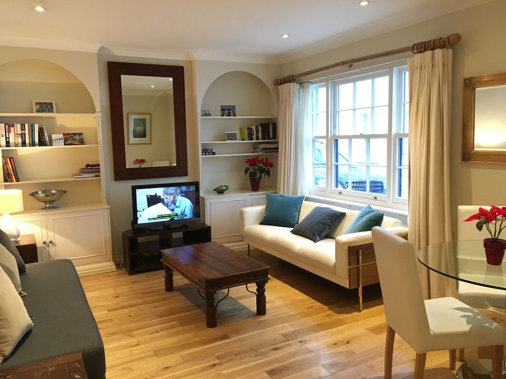 Central London- A 1  U0026 2 Bedroom Flat In The