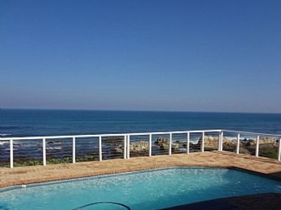 Self-Catering Holiday Home On Water's Edge In Seaview, Port Elizabeth w/Pool