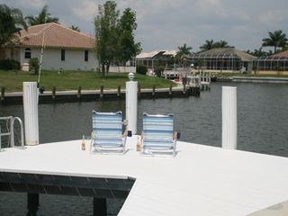 Vacation Homes in Marco Island house photo - Just like the Corona commercial.