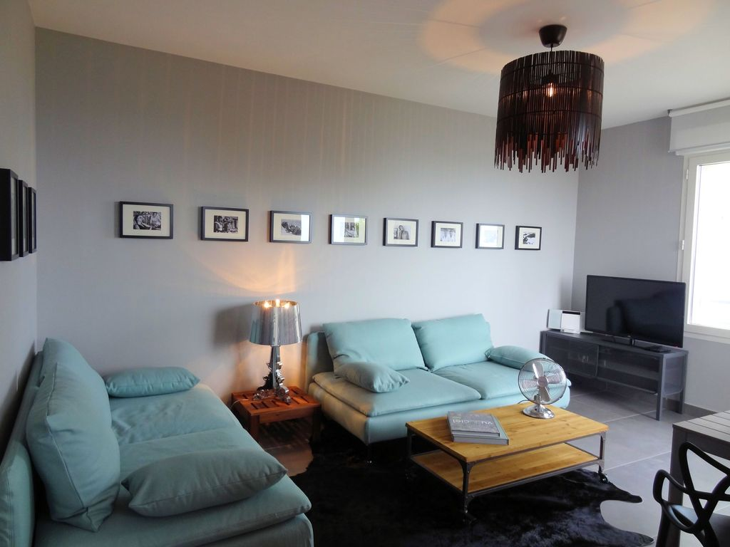 Apartment near the beach, 54 square meters, great guest reviews