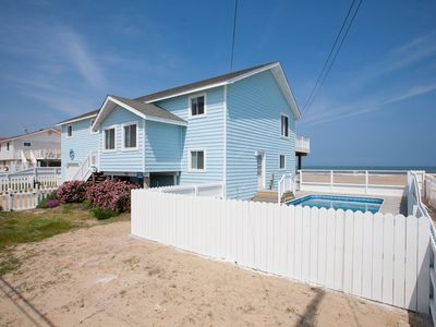 Rental House on Virginia Beach House Rental  Oceanfront Home Booking For 2013   Pool