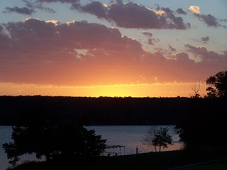 Osage Beach condo photo - Just one of the many beautiful sunsets...
