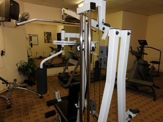 Steamboat Springs condo photo - work out room in complex