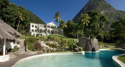 Soufriere house rental