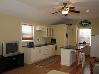 Rehoboth Beach house photo - The optional cottage has a brand new kitchenette.