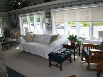Frankfort house rental - Sunroom