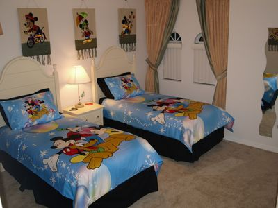 Twin 1 - FOC Optional Themed Bedding 9 Designs to choose from