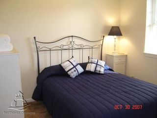 Marblehead townhome photo - Bedroom 1