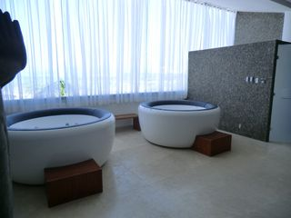 Nuevo Vallarta condo photo - Jacuzzi room off the gym. Wet and dry saunas too.