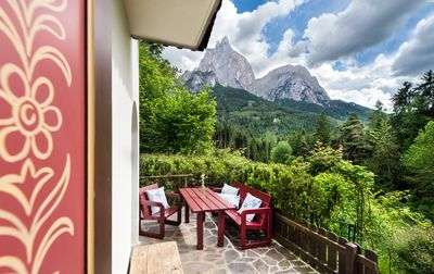 Exclusive Chalet in Siusi in the Dolomites