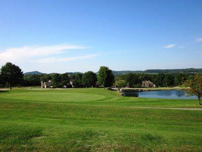 Galena Vacation Rental Home - Scenic Water and Golf Course
