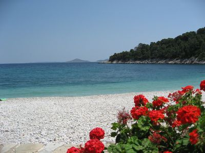 Leftos Yialos Beach