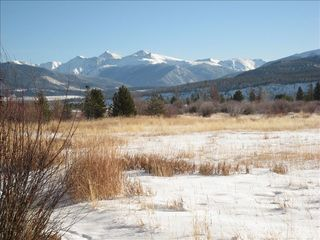 Frisco condo photo - Gorgeous views of Continental Divide