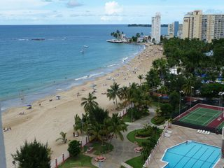 Isla Verde condo photo - Views from each Room
