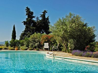 Luxury gites with large pool