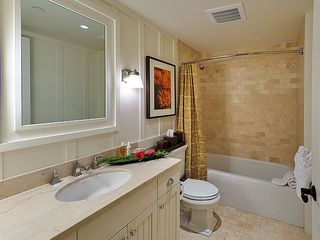 Kahuku - Turtle Bay condo photo - 3rd Bathroom shared by the large 3rd and large 4th Bedrooms