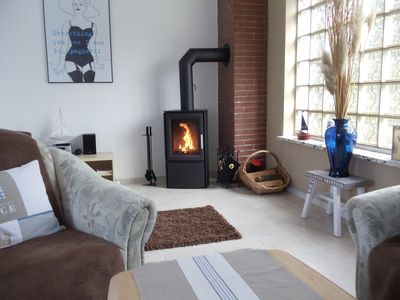 Holiday cottage with sauna, playground and fenced yard - pets welcome!