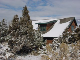 Yellowstone lodge photo - Winter Southern View