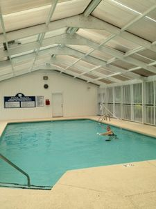 Village Activity Center indoor pool