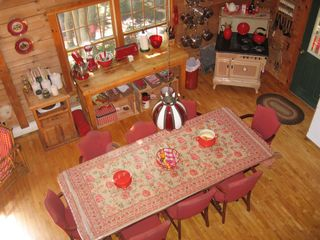 Peaks Island house photo - Dining space for all of your guests!
