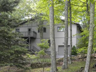 Beech Mountain house rental - Front of House