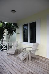 Treasure Cay house photo - Front porch