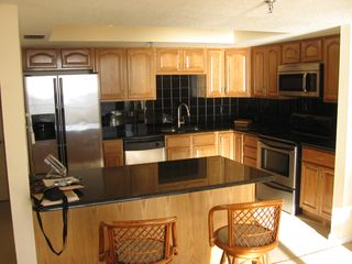 Madeira Beach condo photo - If you want to make that special breakfast or dinner - you can.