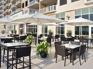 Gateway Grand Ocean City condo photo - Enjoy a Cocktail on the Patio with Family & Friends!