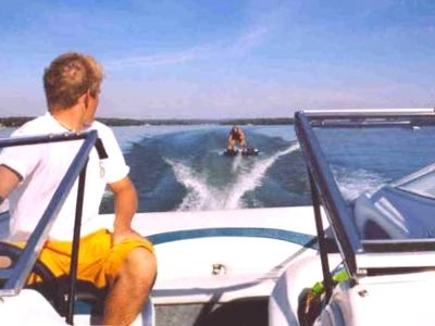 Rent a boat or jet ski for the day and travel the Inland Waterway
