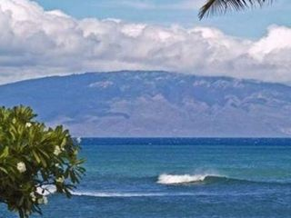 Lahaina condo photo - Your view of the island of Lana'i