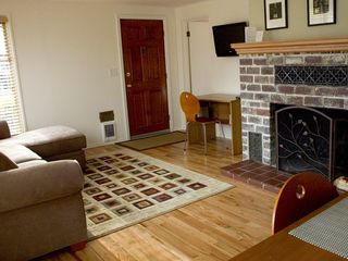 Living room with Fireplace - Seattle house vacation rental photo